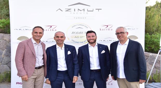 Azimut Türkiye yaz buluşması