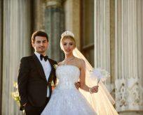 BESA Grup Yönetim Kurulu Üyesi Efe Bezci, Çağla Baykam ile Çırağan Sarayı'nda evlendi