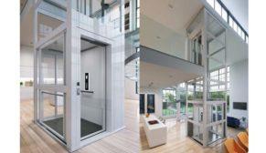 Yaşam alanlarının konforu thyssenkrupp ev asansörleriyle zirveye çıkıyor