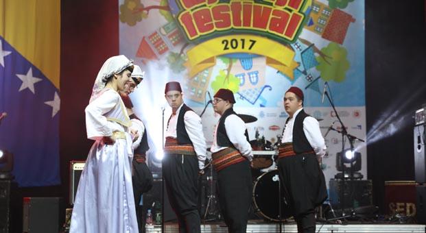 Türkçe Sevgisi Çocuk Şenliğinde birleşti