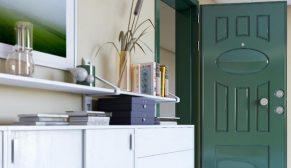 Bu yılın rengi 'yeşil' Carved ile evinize dahil oluyor