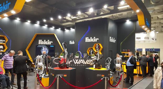Fakir Hausgeräte IFA 2017'de Airwave Teknolojisini Tanıttı