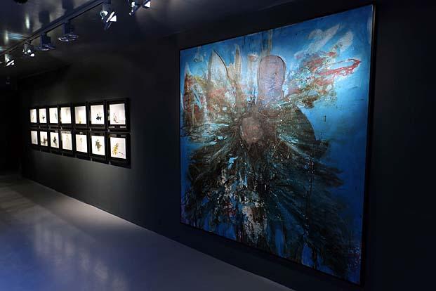 """Folkart Gallery'de """"GECE SİRENLERİ"""""""