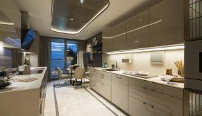 Gönye Tasarım'dan banyo ve mutfaklara sofistike dokunuşlar…