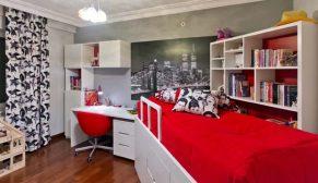 Öğrenciler için  ideal çalışma odası tasarımı