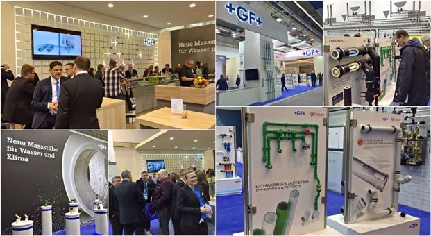 GF Hakan Plastik'in ihracat şampiyonu, Aquasystem PP-R boru sistemleri oldu