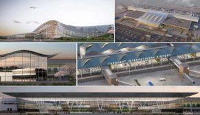 """GMW MIMARLIK """"Taşkent Uluslararası Havalimanı"""" projesinde tasarım hizmetleri veriyor"""