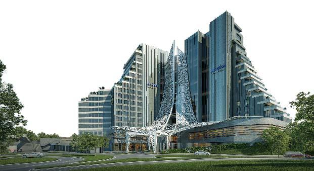 Evrenol Architects 'Tasarım Merkezi' oldu