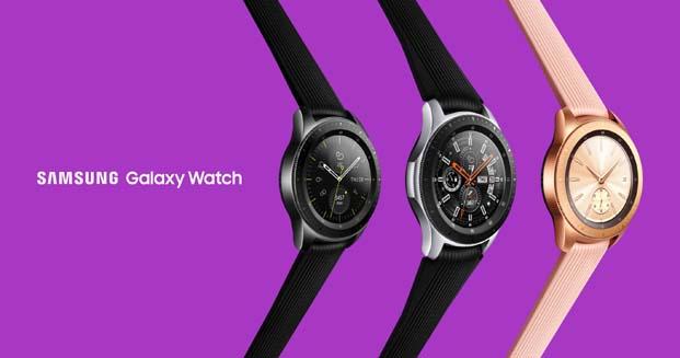 Yeni Samsung Galaxy Watch ile nerede olursanız olun hayata bağlı kalın