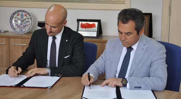 """Grundfos, M.E.B. ile """"Mesleki Eğitim İşbirliği Protokolü"""" imzaladı"""
