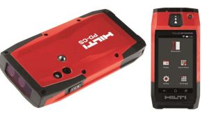 Dokunmatik ekranlı ve kameralı yeni nesil lazermetre