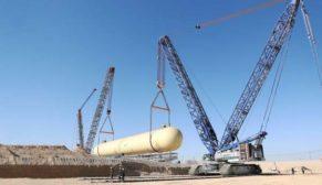 Hareket Umman Duqm Rafinerisi'nde kritik operasyonları başarıyla tamamlamaya devam ediyor