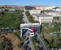 Üniversitenin elektriği güneş enerjisinden sağlanıyor