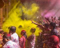 Bu yıl bahara Holi Festivali'yle Merhaba deyin