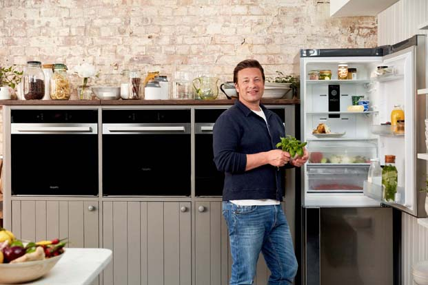 """Hotpoint ve Jamie Oliver'dan daha iyi gıda alışkanlıklarını teşvik etmek için """"Unutulmuş Gıdalara Taze Fikirler"""""""