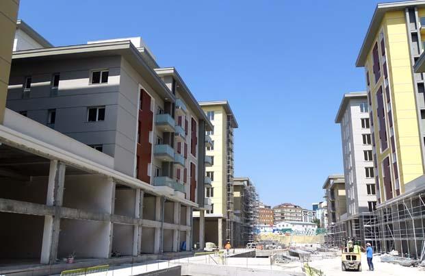 Kentsel dönüşümün öncüsü KİPTAŞ'tan Bayrampaşa'da çevre dostu örnek proje