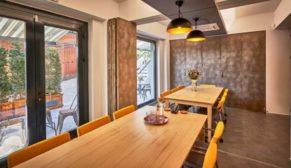 Asitane'nin İstanbul'daki Ofisinde Iglo Architects İmzası…