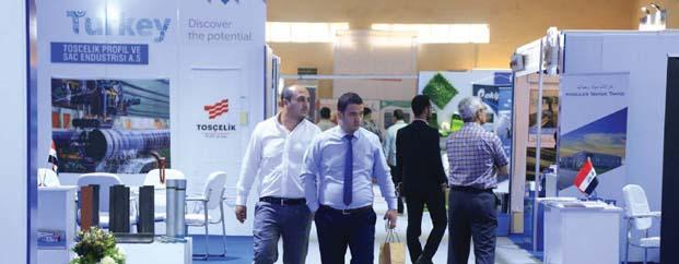 Türk şirketleri Irak'taki 157 dev inşaat projesine talip