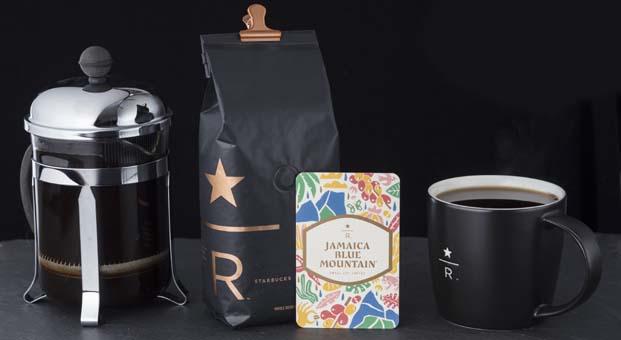 Dünyanın en kaliteli kahvesi Jamaica Blue Mountain Starbucks ile Türkiye'de