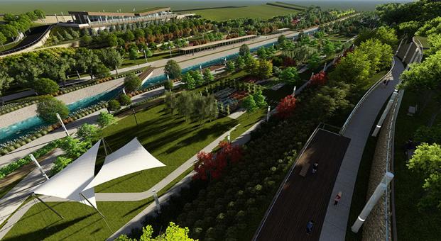 İstanbul Kayabaşı'nda inşa edilecek Kayapark'ın ihalesi gerçekleştirildi