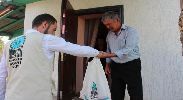 Aziz Mahmud Hüdayi Vakfı kurban çalışmalarına başladı
