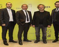 """Ankara'nın yeni sanat merkezi """"Art Zone """"  kapılarını Change Over sergisi ile açtı"""