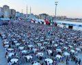 Beylikdüzü Belediyesi Kadir Gecesi'nde 20 bin kişiyi 'Hayırlı İftar Sofrası'nda bir araya getiriyor