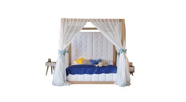 Kaki Yatak Odası ile düşlerin gölgesinde masalsı bir dünya…