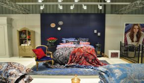 Karaca Home yeni sezon ürünleri ile Zuchex Fuarı'nda