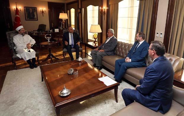 Bakan Çavuşoğlu'nun Onur Kurulu Başkanlığı'nda toplanacak Kartepe Zirvesi: 2018'in En Kapsamlı Göç Zirvesi
