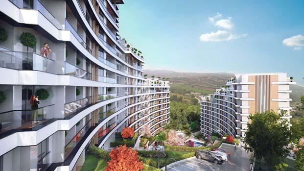 220 milyon TL'lik yatırımın ilk halkası 'Kavanya Koru' lanse edildi
