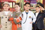Çocuklar sömestirde doktordan pilota 50'den fazla mesleği deneyimliyor çalışarak öğreniyorlar