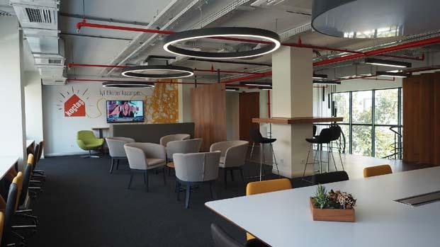 Koçtaş'ın Gelişim Merkezi 'Koçtaş Kampüs' açıldı