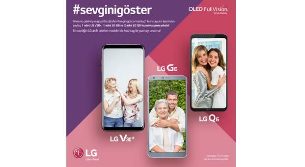 LG'nin Anneler Günü kampanyaları bitmek bilmiyor