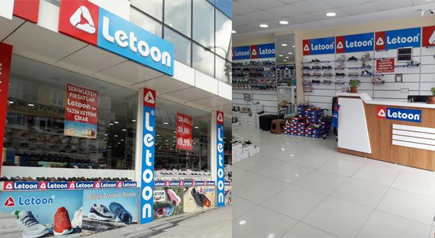 Letoon Mağazacılıkta Büyüyor