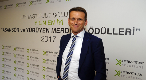 Türkiye'nin en iyi asansörleri seçildi