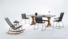 L'unica, Click sallanan sandalye ile yaratıcılığın ve konforun sınırlarını zorluyor