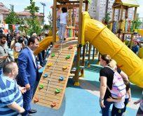 Makyol Yaşam Parkı ve Kırlangıç Yaşam Alanları Otoparkı açıldı