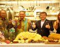 Malezya Büyükelçisi'nden Jackfruit Şov
