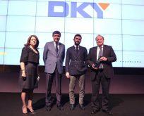 DKY, gayrimenkul ve inşaat sektörünün en başarılı markası
