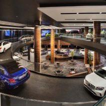 Mercedes-Benz Gelecek Otomotiv Vadipark Showroom'da Boytorun Architects imzası