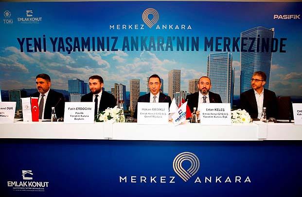 Merkez Ankara Başkent'in yeni buluşma noktası olacak
