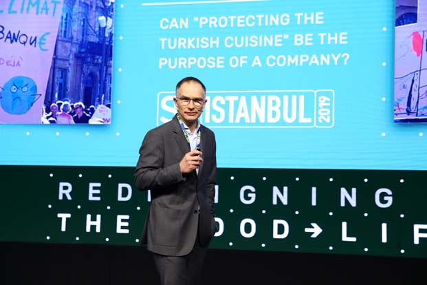 Boris Minialai: Sustainable Brands 2019 İstanbul'da sürdürülebilirlik stratejilerini anlattı