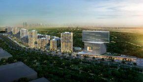 Selenium yaşam mükemmelliği lüksün başkenti Dubai'de