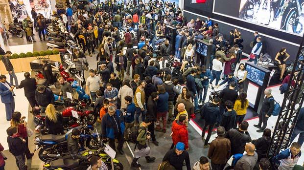 Motobike Istanbul sektörle11. Buluşmasına hazırlanıyor