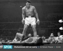 Efsane sporcular Muhammed Ali ve Michael Jordan bu hafta sonu TRT Spor'da