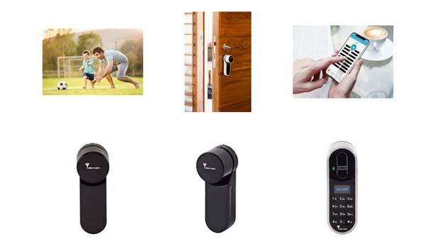 Mul-T-Lock ENTR ile evler daha güvenli