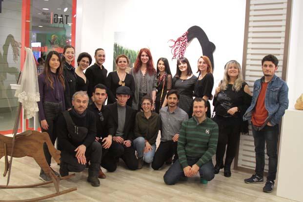 8 Mart Kadınlar Günü kapsamında 'Mulier (Kadın)' sergisi açıldı