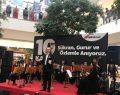 Atatürk 10 Kasım'da sevdiği şarkılarla anıldı