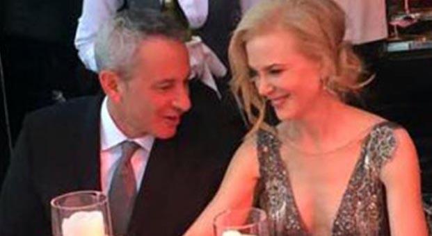 Bodrum'a gelen Nicole Kidman 6 saat için 525 bin dolar aldı